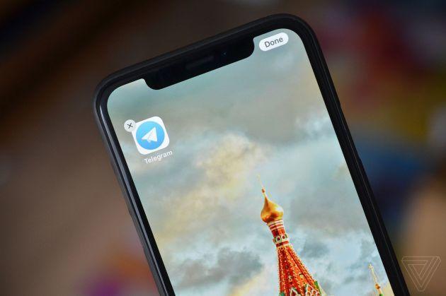 Telegram попал под бан. Что делать, когда произойдет блокировка?