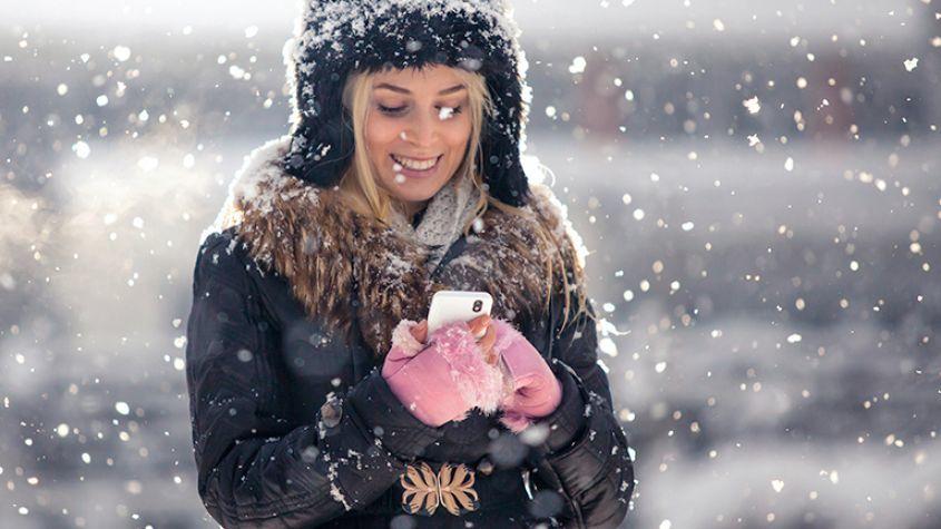 Как защитить свой смартфон зимой. Советы экспертов!