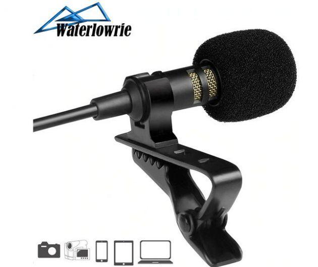 Лучшие петличные микрофоны на Алиэкспресс в 2020 году