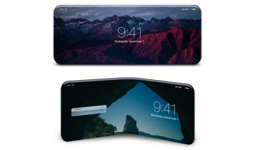 Каким будет складной iPhone?