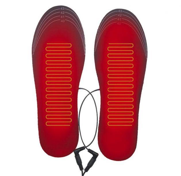 Стельки с подогревом с Алиэкспресс: ТОП-8 лучших стелек