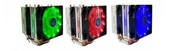 Лучшие кулеры для процессоров Intel и AMD с Алиэкспресс в 2020 году
