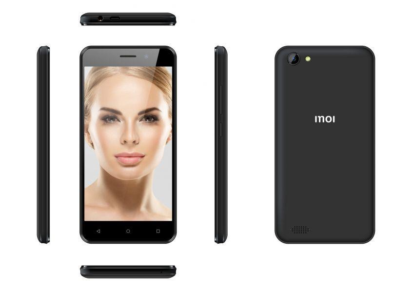 Представлен самый бюджетный российский телефон INOI 2 Lite!
