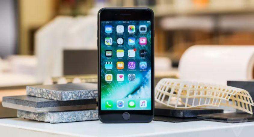 Apple предлагает ремонт iPhone 7 бесплатно!