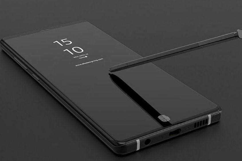 Когда Samsung выпустит в продажу Galaxy Note 9?