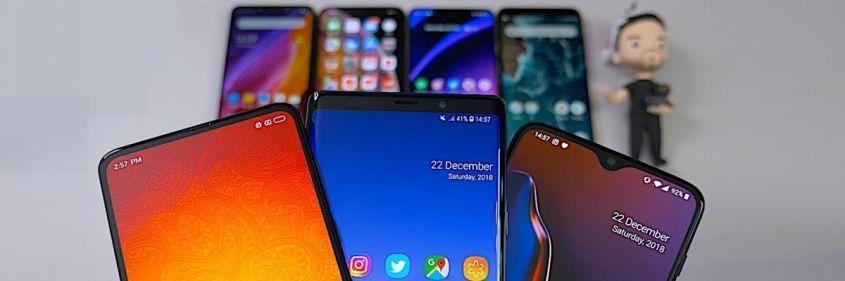 Как выбрать хороший смартфон. Рейтинг смартфонов с диагональю до 6 дюймов 2020 года