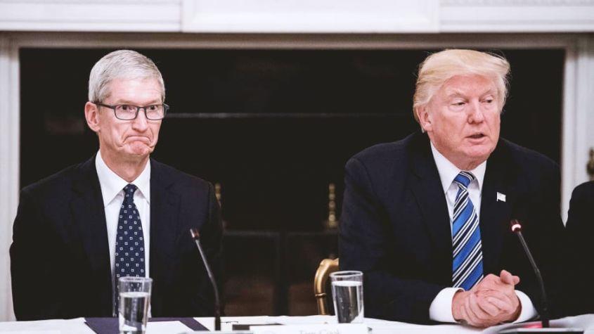 iPhone и Mac могут резко подорожать из-за Трампа!