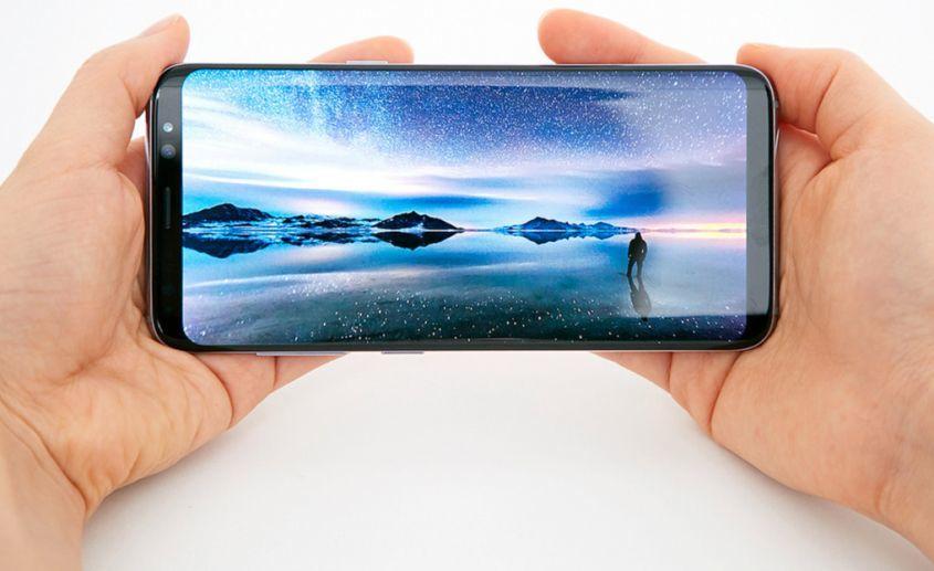 Galaxy S8 оказался круче iPhone X!