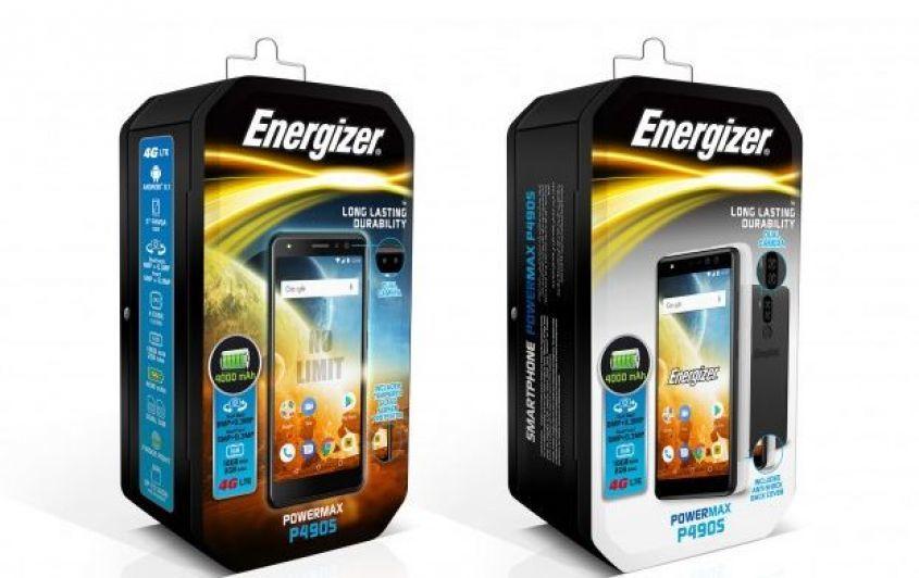 Energizer представляет смартфоны с супераккумулятором!