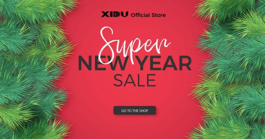 Не пропустите свой лучший ноутбук в магазине XIDU во время праздничных скидок!