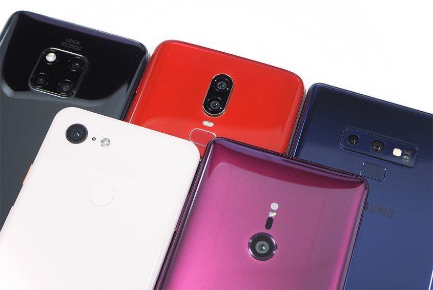 Что год грядущий нам готовит: какими будут смартфоны в 2019?