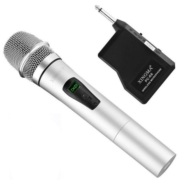 Лучшие проводные и беспроводные микрофоны для караоке на Алиэкспресс в 2020 году