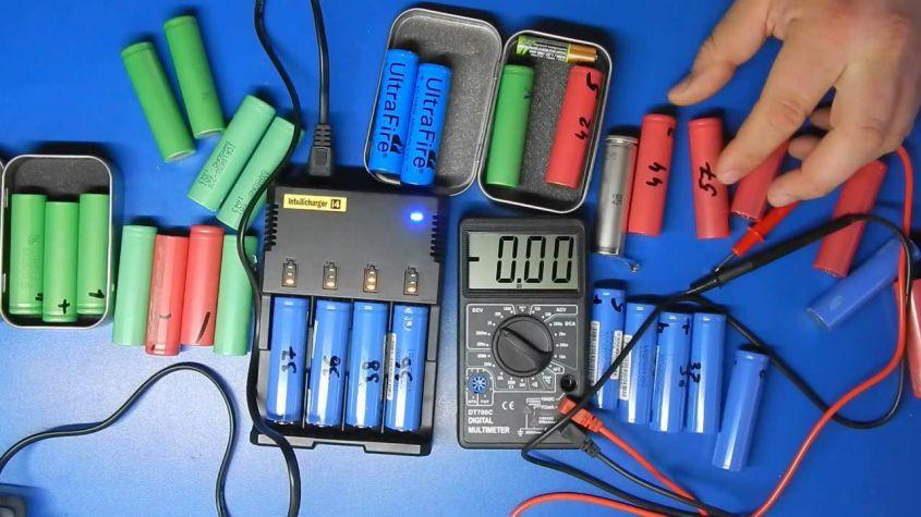 Топ аккумуляторов 18650 с Алиэкспресс - какой производитель лучше