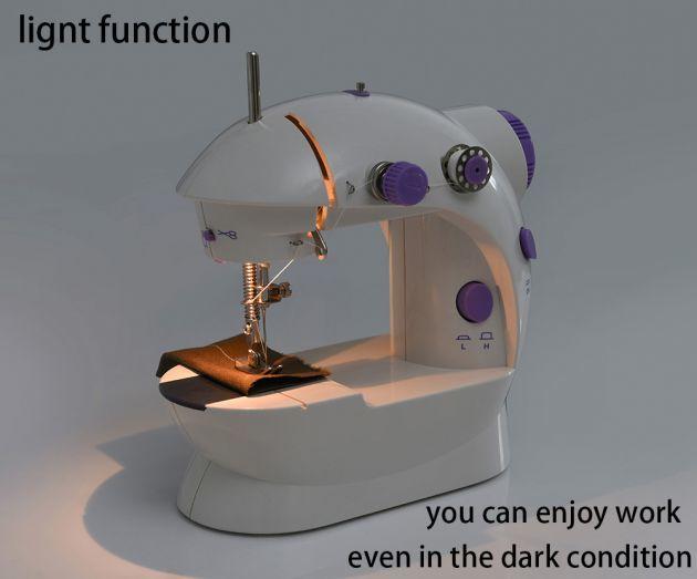 Лучшие швейные машинки с Алиэкспресс в 2020 году