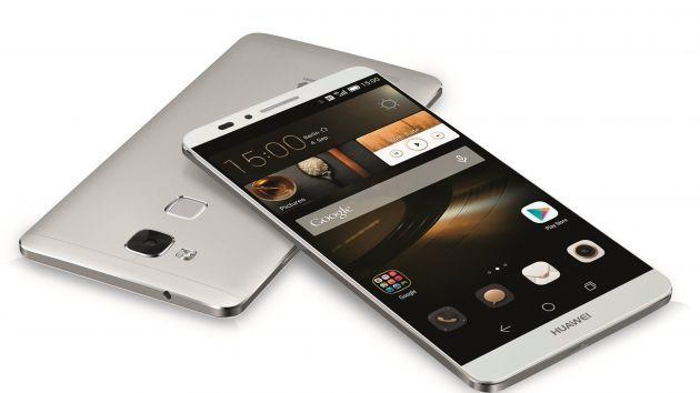 Смартфоны Huawei стали популярнее айфонов!
