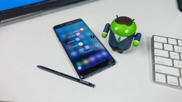 Скандальный Samsung Galaxy Note 7 возвращается!