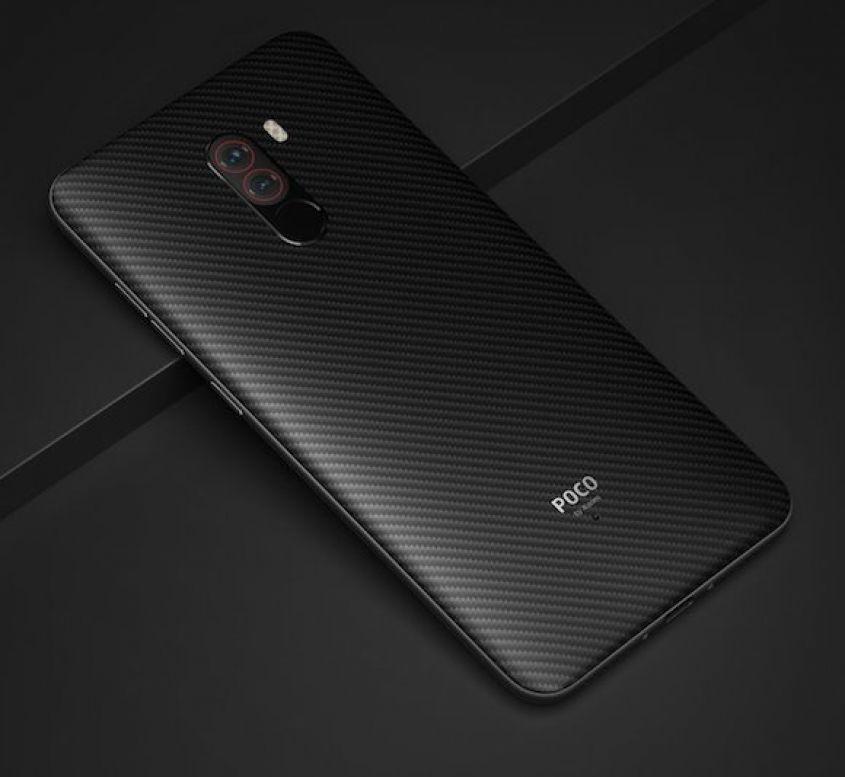 Бронебойный смартфон: в продажу выходит кевларовый Pocophone F1!