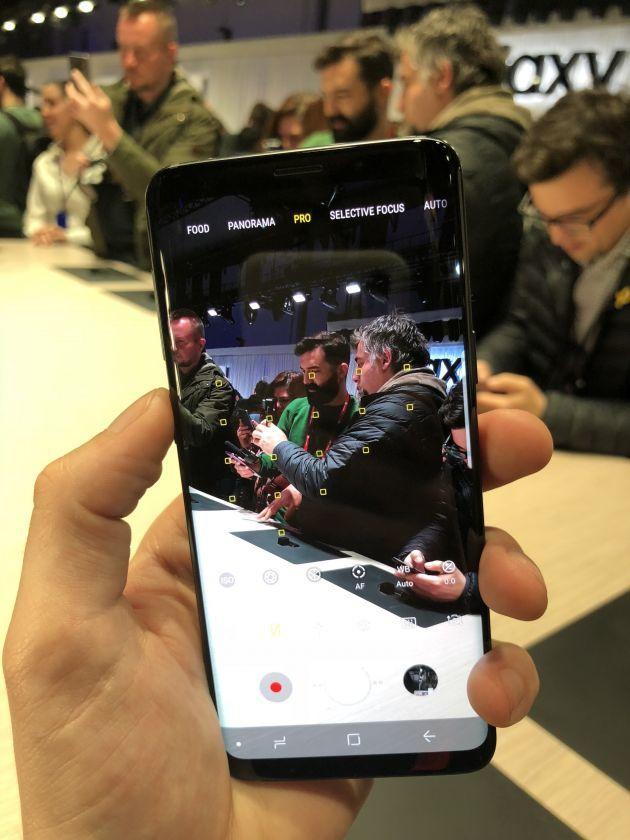 Когда Samsung представит Galaxy S10?
