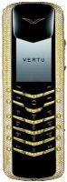 Vertu Signature M Design Yellow Diamonds