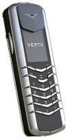 Vertu Signature White Gold