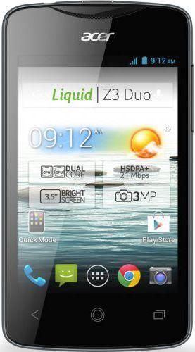 Acer Liquid Z3 (Z130) duo