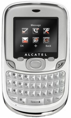Alcatel One Touch 355 Chrome