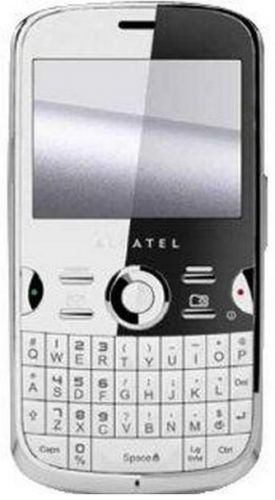 Alcatel One Touch 799 Chrome