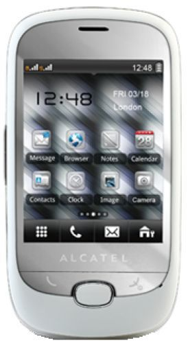Alcatel One Touch 905 Chrome