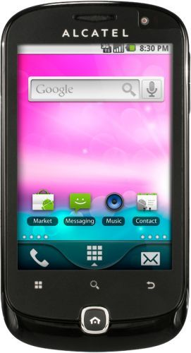 Alcatel One Touch 990 Carbon