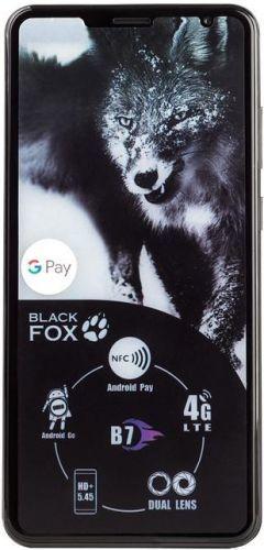 Black Fox B7Fox+