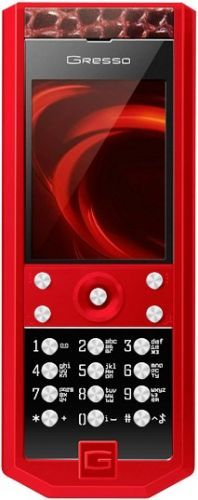 Gresso Grand Monaco Red Ceramic Red Cayman