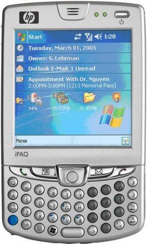 HP iPAQ hw6710