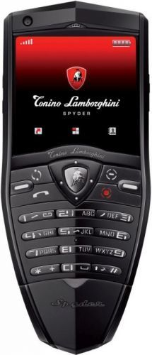 Lamborghini Spyder S641