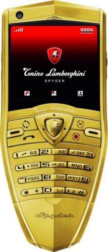 Lamborghini Spyder S699