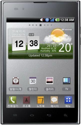 LG Optimus Vu F100L