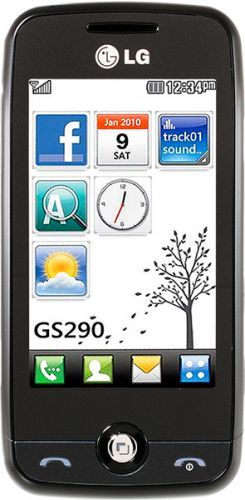 LG Cookie Fresh GS290
