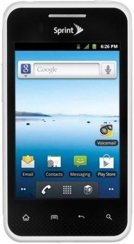 LG Optimus Elite LS696