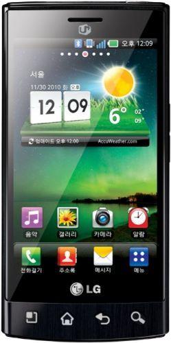 LG Optimus Mach LU3000