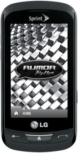 LG Rumor Reflex LN272