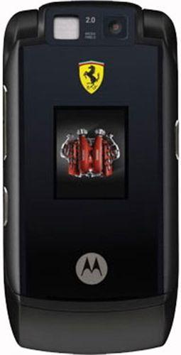 Motorola RAZR MAXX V6 FERRARI