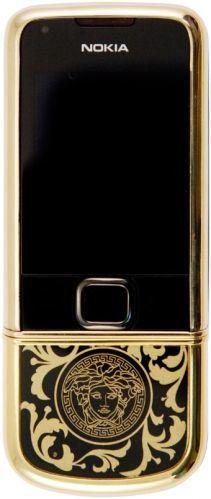 Nokia 8800 Gold Arte Versace