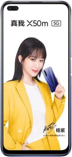 Oppo Realme X50m 5G 128Gb Ram 6Gb