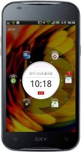 Pantech-Curitel Vega LTE EX