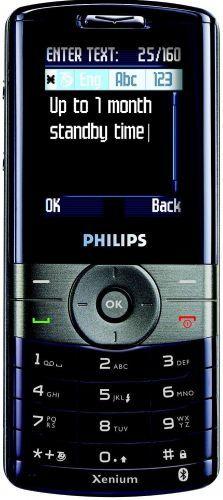 Philips Xenium 9@9g