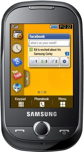 Samsung Corby S3653