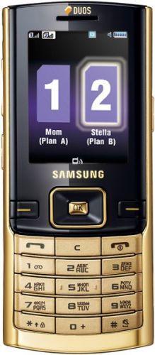 Samsung DuoS Olympic SGH-D780