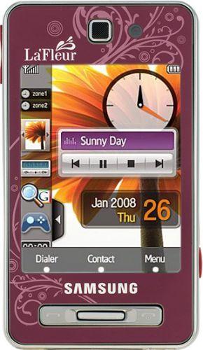 Samsung F480 La Fleur Touch