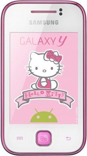 Samsung Galaxy Y Hello Kitty S5360