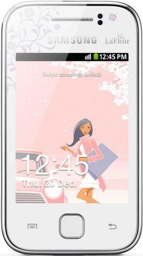 Samsung Galaxy Y La Fleur S5360