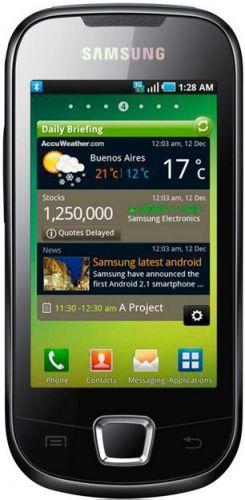 Samsung I5801 Galaxy Apollo